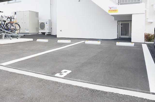駐車場(No.3のみ)
